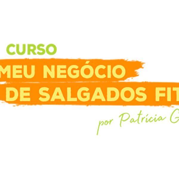 Imagem principal do produto CURSO SALGADOS FIT - 2.0