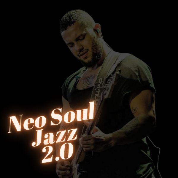 Imagem principal do produto Curso Neo Soul Jazz 2.0 Leandro Wesley