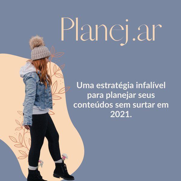 Imagem principal do produto Imersão Planej.ar
