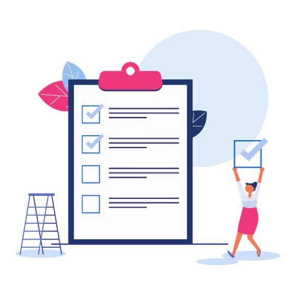 Imagem principal do produto Checklist de Plano de Marketing