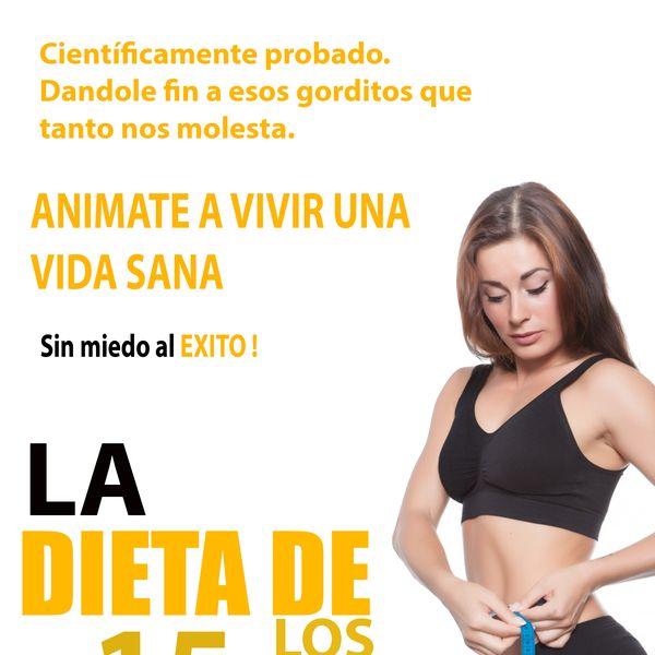 Imagem principal do produto La Dieta De 15 Dias