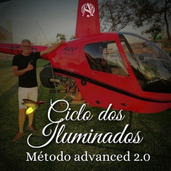 Imagem principal do produto CICLO DOS ILUMINADOS MÉTODO ADVANCED 2.0