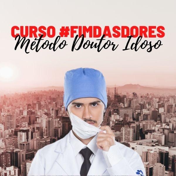 Imagem principal do produto Curso #fimdasdores - Método Doutor Idoso