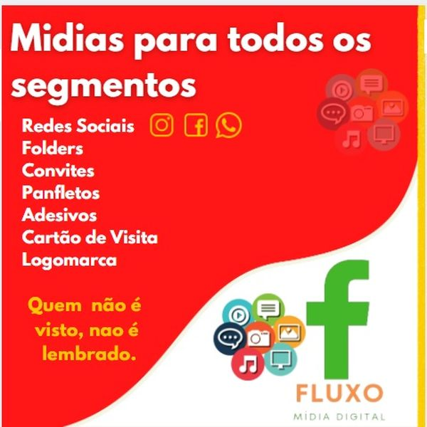 Imagem principal do produto Fluxomidiasdigital