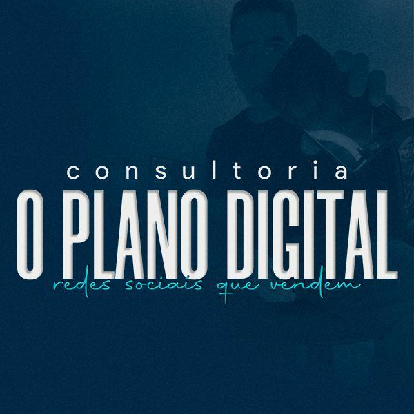 Imagem principal do produto Consultoria | O Plano Digital