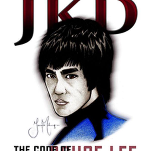 Imagem principal do produto JKD - The Code of Bruce Lee