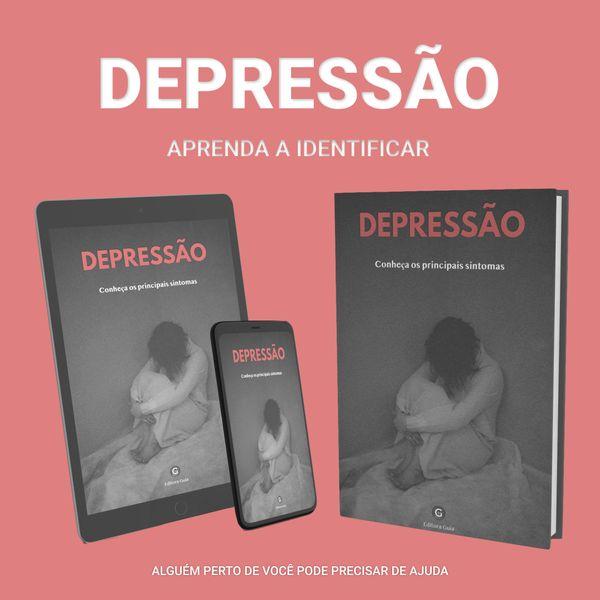 Imagem principal do produto Depressão - Aprenda a identificar