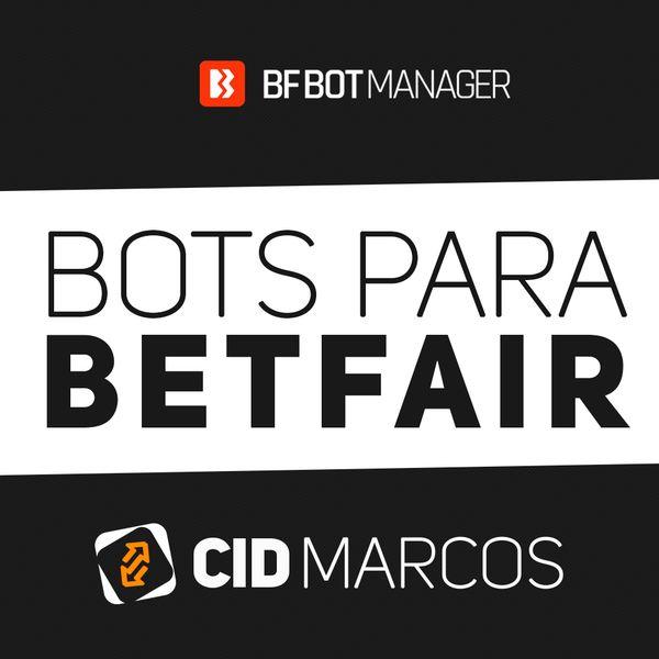 Imagem principal do produto Bots para Betfair