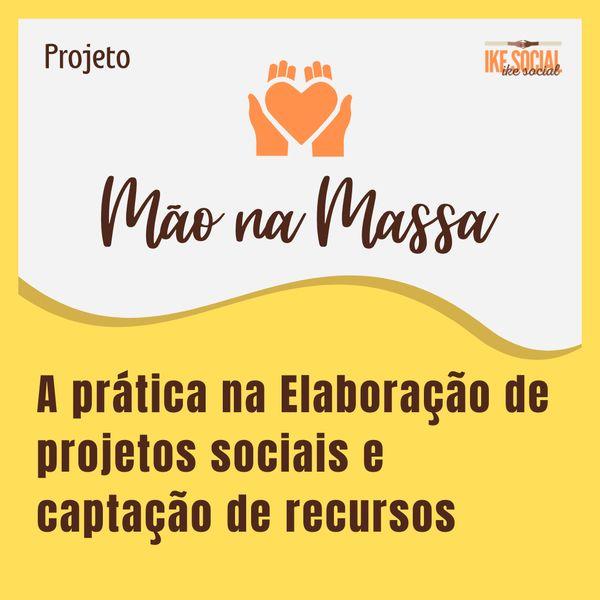 Imagem principal do produto A PRÁTICA NA ELABORAÇÃO DE PROJETOS SOCIAIS E CAPTAÇÃO DE RECURSOS