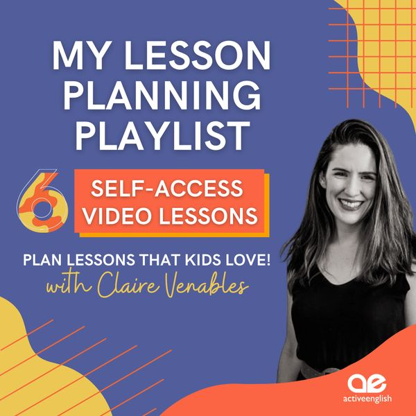 Imagem principal do produto My Lesson Planning Playlist