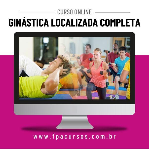 Imagem principal do produto Curso de Ginástica Localizada Completo com aula de Abdominal também separada - on-line - Esp.Zuleika de Albuquerque