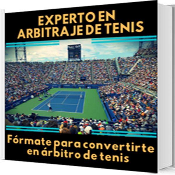 """Imagem principal do produto """"Método Deuce"""": Conviértete en árbitro de tenis"""