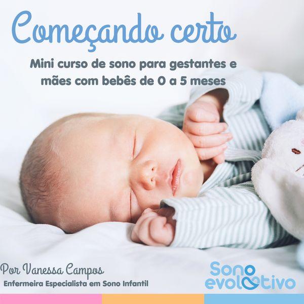 Imagem principal do produto COMEÇANDO CERTO