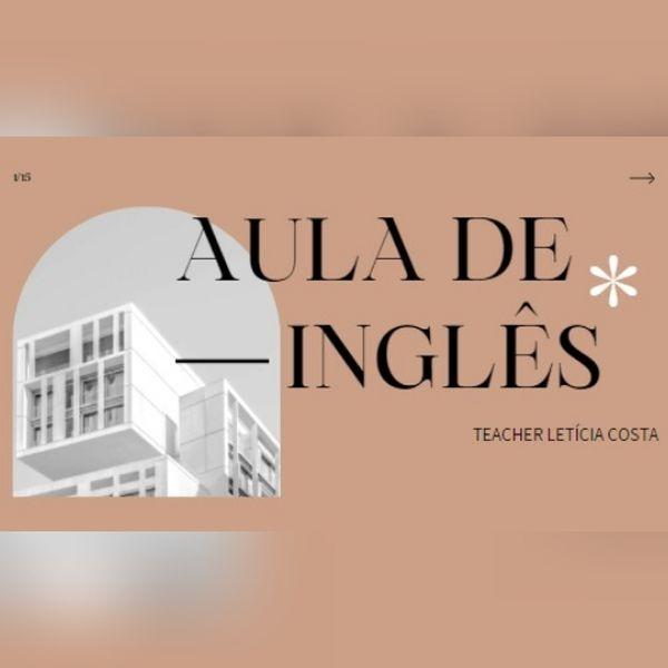 Imagem principal do produto INGLÊS BÁSICO PARA CRIANÇAS - AULA VIDA URBANA