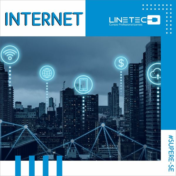 Imagem principal do produto Internet