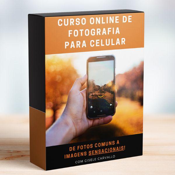 Imagem principal do produto Curso On-line de Fotografia para Celular