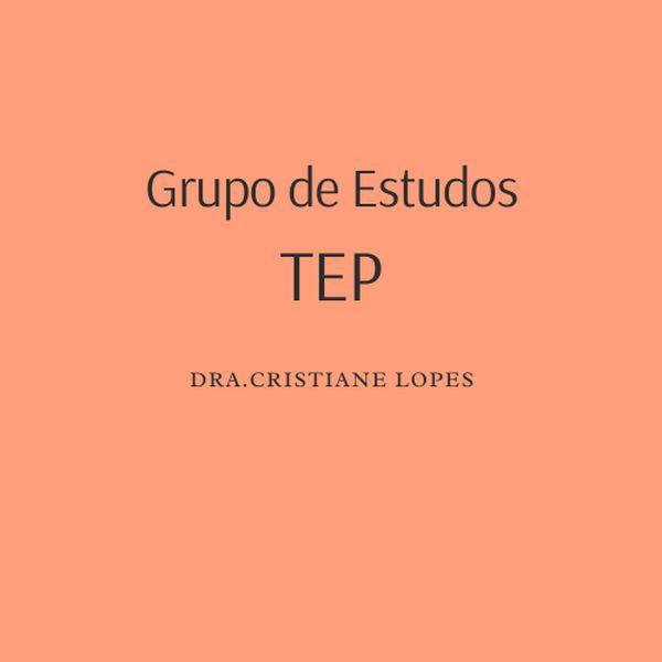 Imagem principal do produto Grupo de Estudos TEP