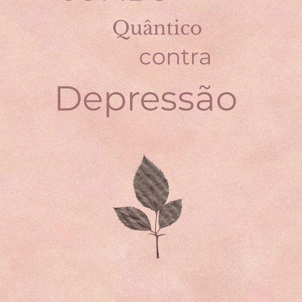 Imagem principal do produto Combo quântico contra a Depressão