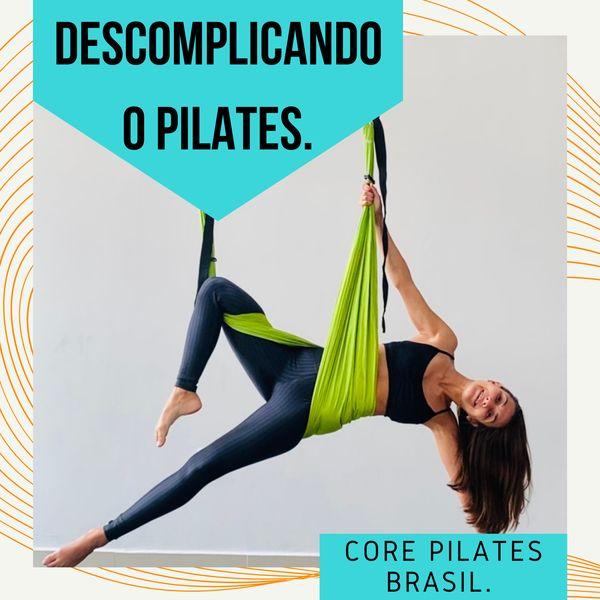 Imagem principal do produto Descomplicando o Pilates
