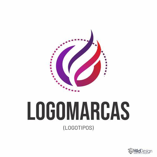 Imagem principal do produto Design de Logomarcas