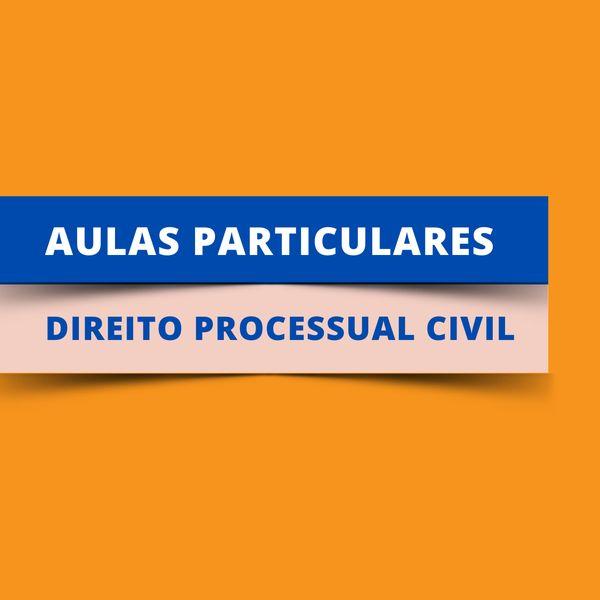 Imagem principal do produto Aulas particulares de Direito Processual Civil