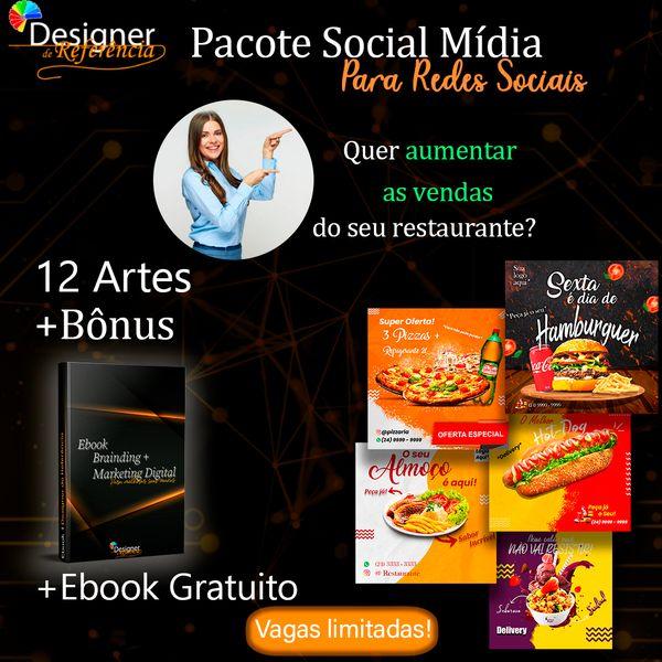Imagem principal do produto Pacote Mídias Sociais Para Empreendedores