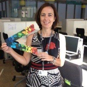 María José Vos. Talent Strategist Lead