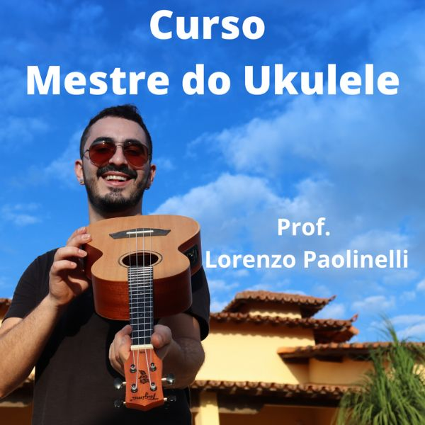 Imagem principal do produto Curso Mestre do Ukulele