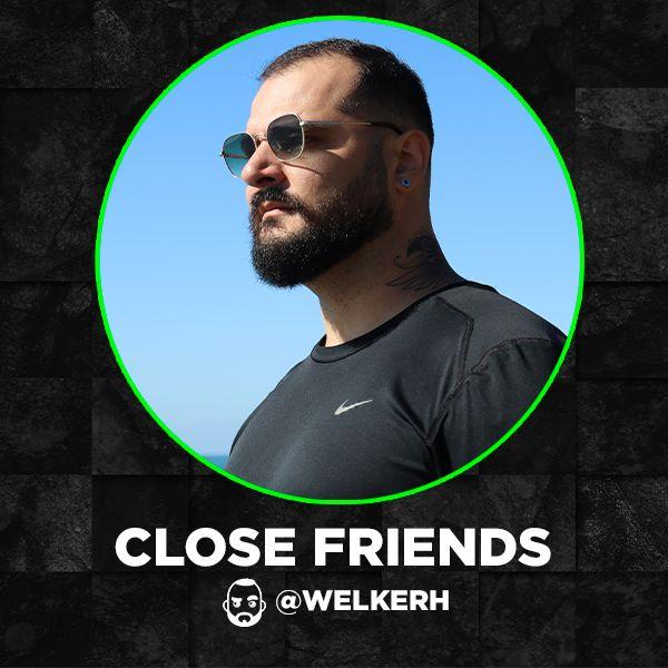 Imagem principal do produto Close Friends - @Welkerh