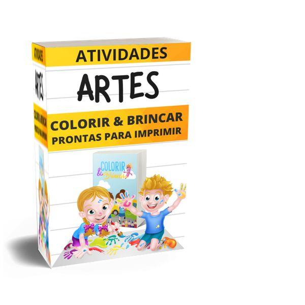 Imagem principal do produto ATIVIDADES DE ARTES