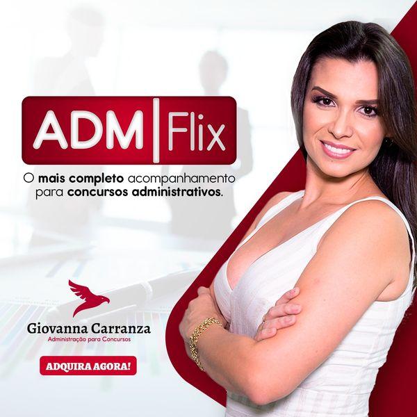 Imagem principal do produto ADMFLIX