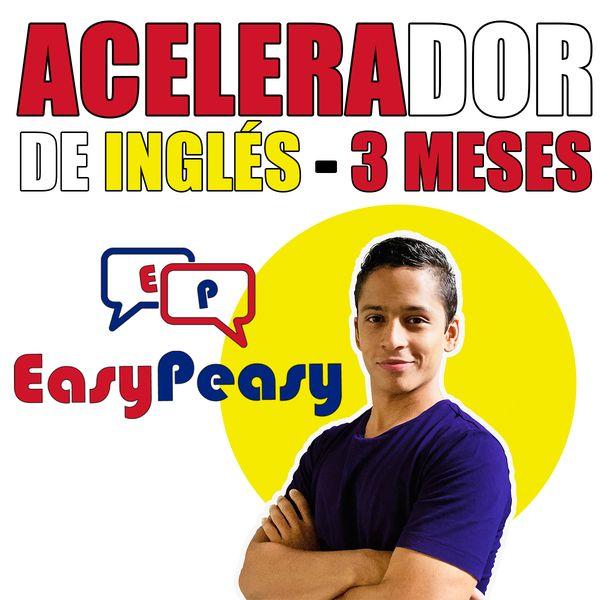 Imagem principal do produto ACELERADOR DE INGLÉS - 3M