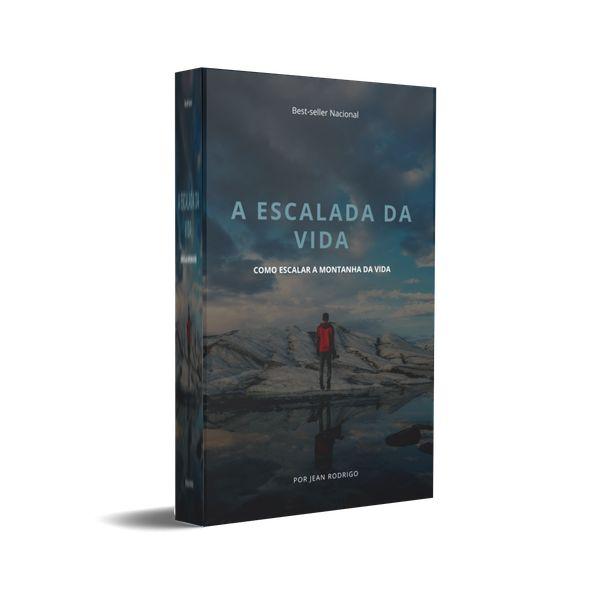 Imagem principal do produto A ESCALADA DA VIDA