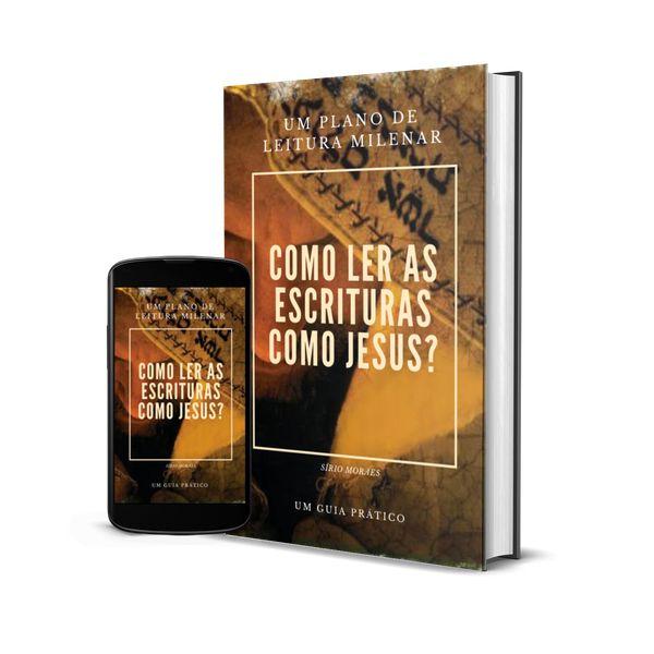 Imagem principal do produto Como ler as Escrituras como Jesus?