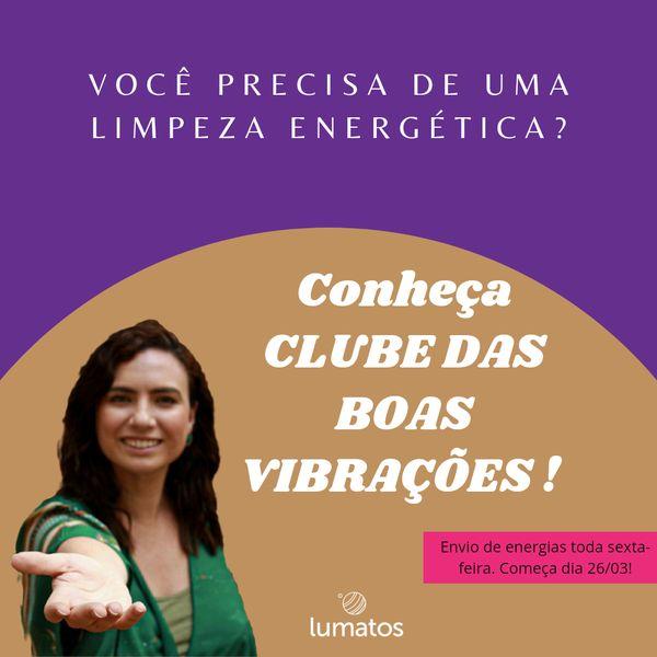 Imagem principal do produto Clube das Boas Vibrações