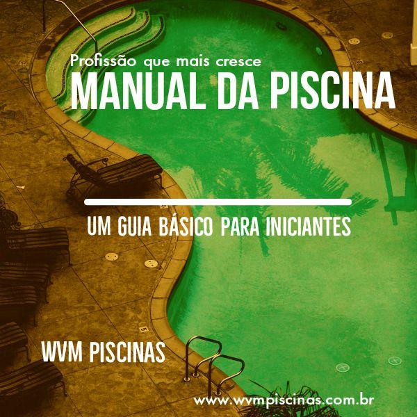 Imagem principal do produto Manual da Piscina