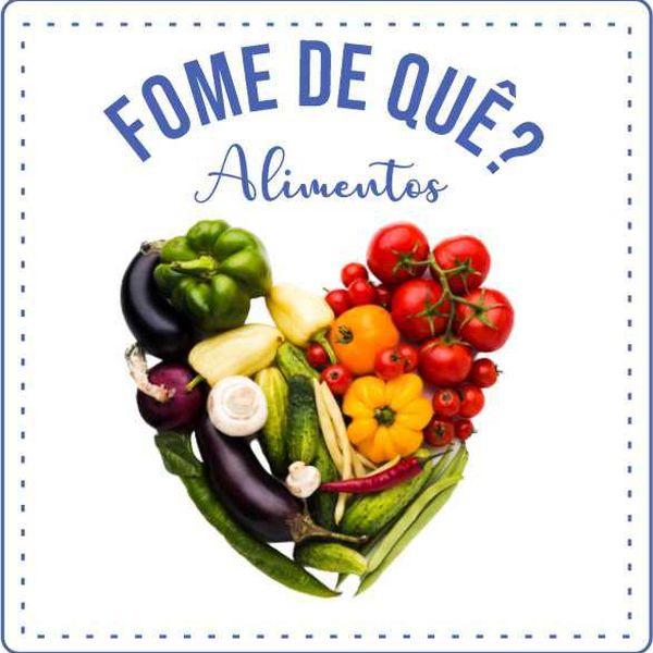 Imagem principal do produto Cards Alimentos