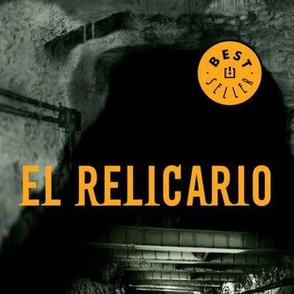 Imagem principal do produto Audiolibro El Relicario
