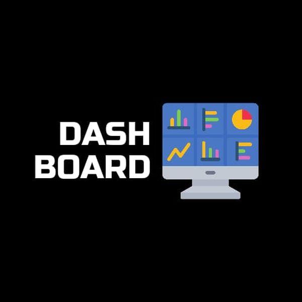 Imagem principal do produto 25 DashBoard em Excel para estudo