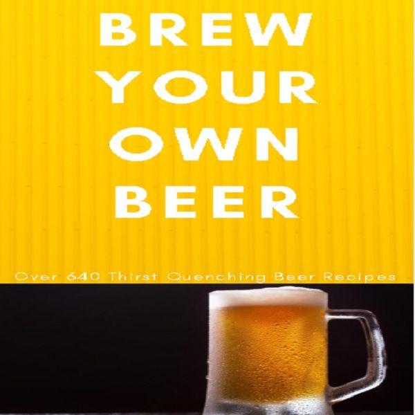 Imagem principal do produto Brew Your Own Beer