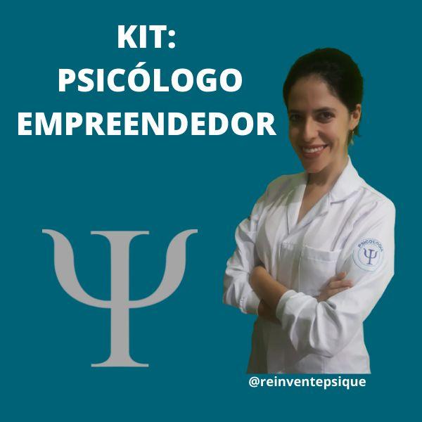 Imagem principal do produto Kit do Psicólogo Empreendedor