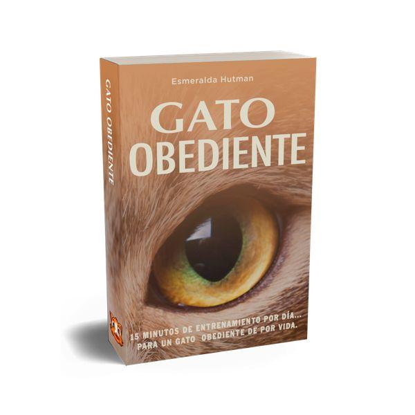 Imagem principal do produto Gato obediente + BONUS