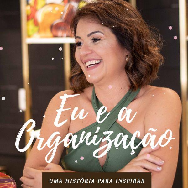 Imagem principal do produto Carla Picoli - Eu e a Organização  Uma história para inspirar