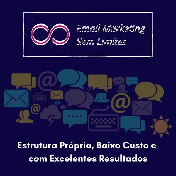 Imagem principal do produto Email Marketing sem Limites 2020