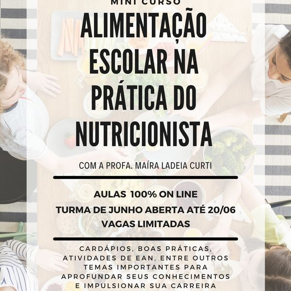 Imagem principal do produto Alimentação Escolar na Prática do Nutricionista