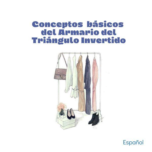 Imagem principal do produto Conceptos Básicos del Armario del Triángulo Invertido