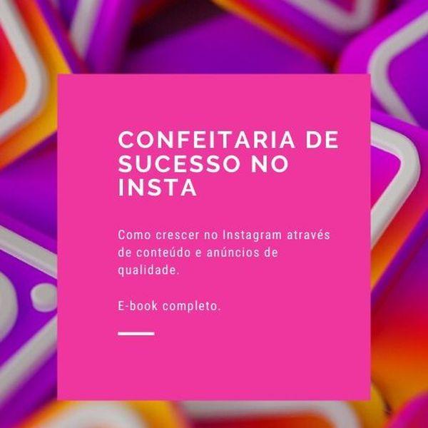 Imagem principal do produto CONFEITARIA DE SUCESSO NO INSTA