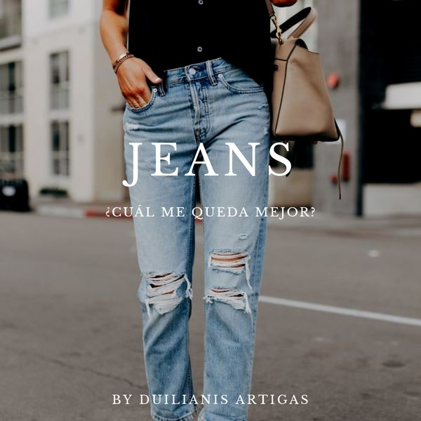 Imagem principal do produto Ebook Jeans, ¿Cuál me queda mejor?