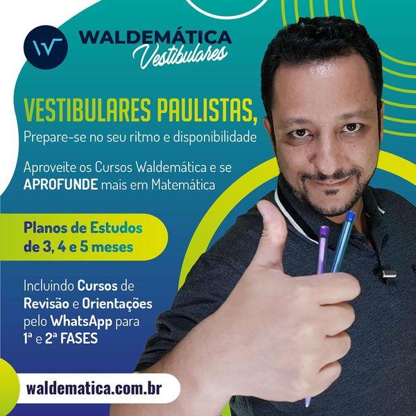 Imagem principal do produto Assinatura Waldemática