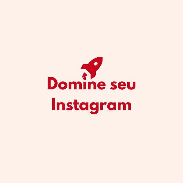 Imagem principal do produto Domine seu Instagram